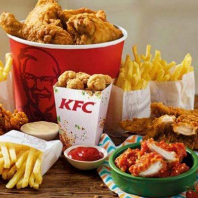 Держи дистанцию: KFC открыла первый в мире бесконтактный ресторан (фотообзор)