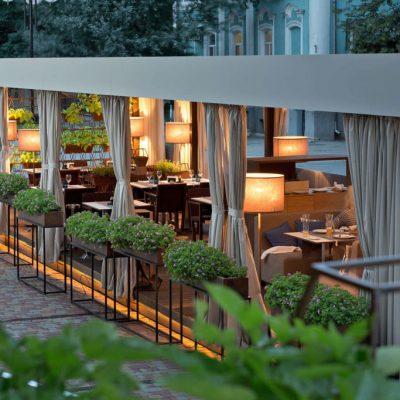 Київрада скасувала сплату пайової участі для літніх майданчиків кафе і ресторанів