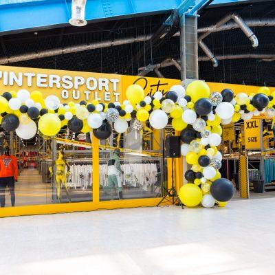 Sport & fashion: як виглядає магазин Intersport Outlet City в новому форматі