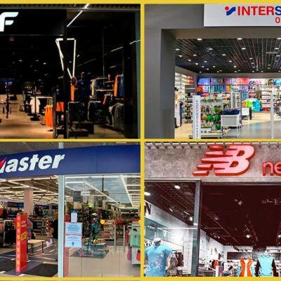 Огляд sport & outdoor: 4F, Intersport Outlet, New Balance, Sportmaster та інші