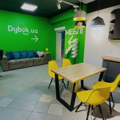 Виграють усі: Dybok.ua впроваджує інноваційні технології та підходи в український меблевий рітейл