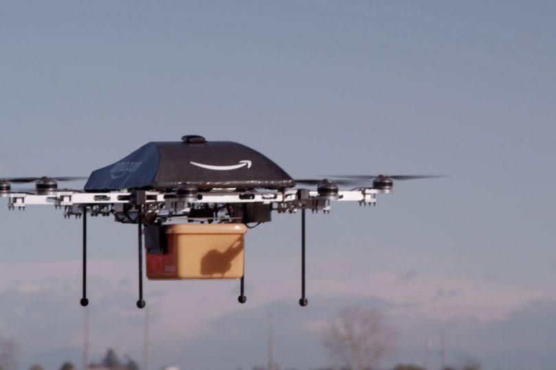 Дозвіл на зліт: Amazon зможе доставляти товари дронами