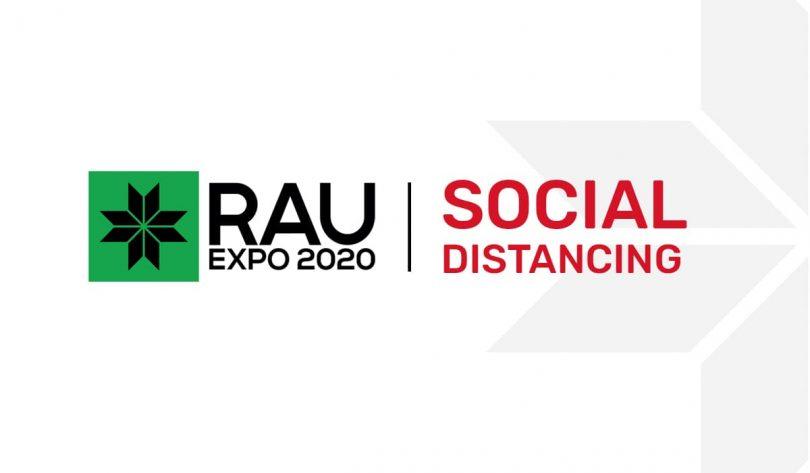 Санитарные нормы безопасности на RAU Expo — 2020