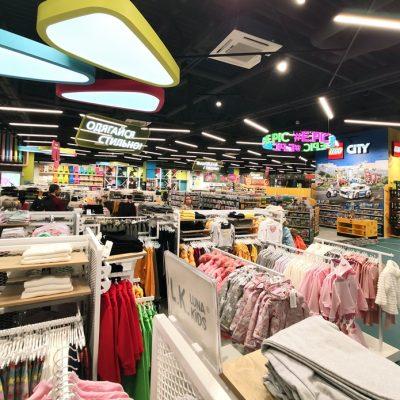 Епіцентр вивів мережу дитячих магазинів E.PIC за межі своїх ТЦ (+фото)