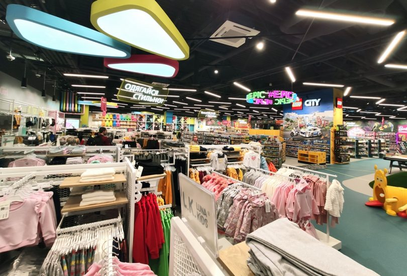 Эпицентр вывел сеть детских магазинов E.PIC за пределы своих ТЦ (+фото)