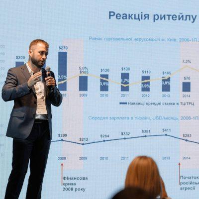 Colliers International (Україна): осіннє загострення в рітейлі