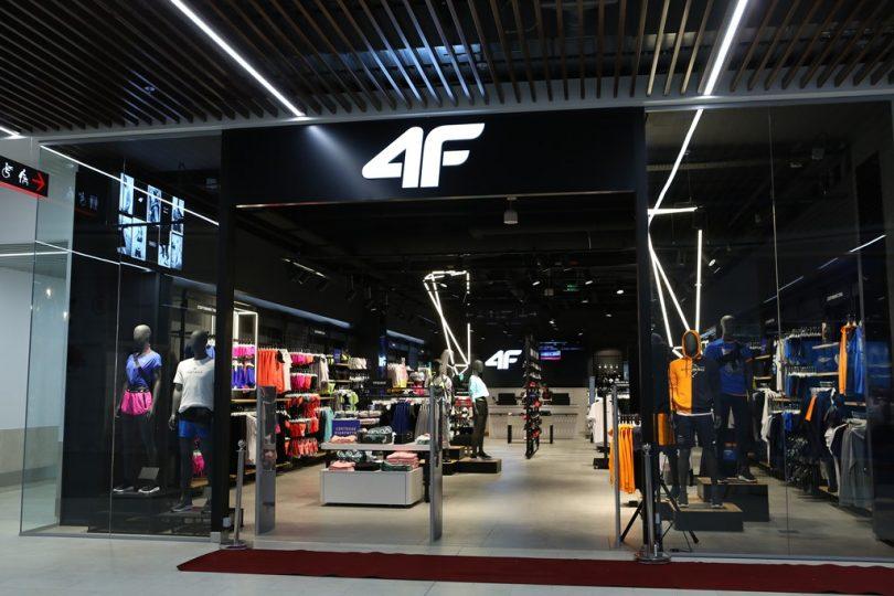 Польский спортивный бренд 4F выходит на рынок Украины
