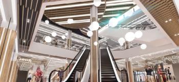 У Києві відкриється 4-рівневий ТЦ XIT MALL з супермаркетом Novus