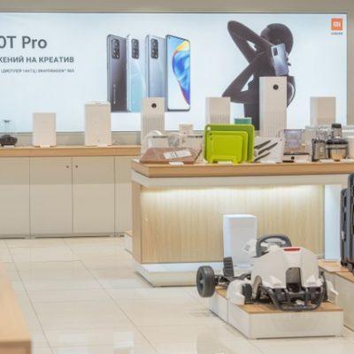 Компания Алло расширяет сеть монобрендовых магазинов Mi Store в регионах Украины
