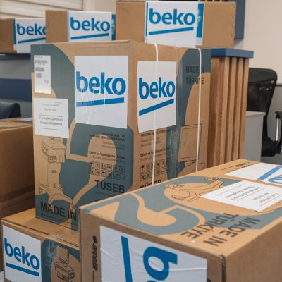 Beko donates mechanical ventilators to Ukrainian hospitals