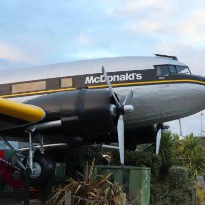 Ресторанный креатив: как выглядят самые необычные McDonald's в мире (фотообзор)