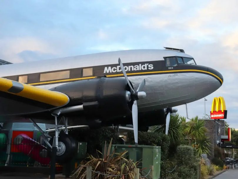 Ресторанний креатив: як виглядають найнезвичайніші McDonald's в світі (фотоогляд)