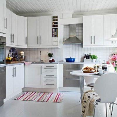 Выбираем мебель для кухни: полезные советы и рекомендации