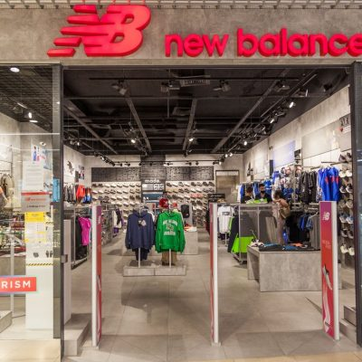 Перший в Хмельницькому New Balance відкрився в ТРЦ Оазис