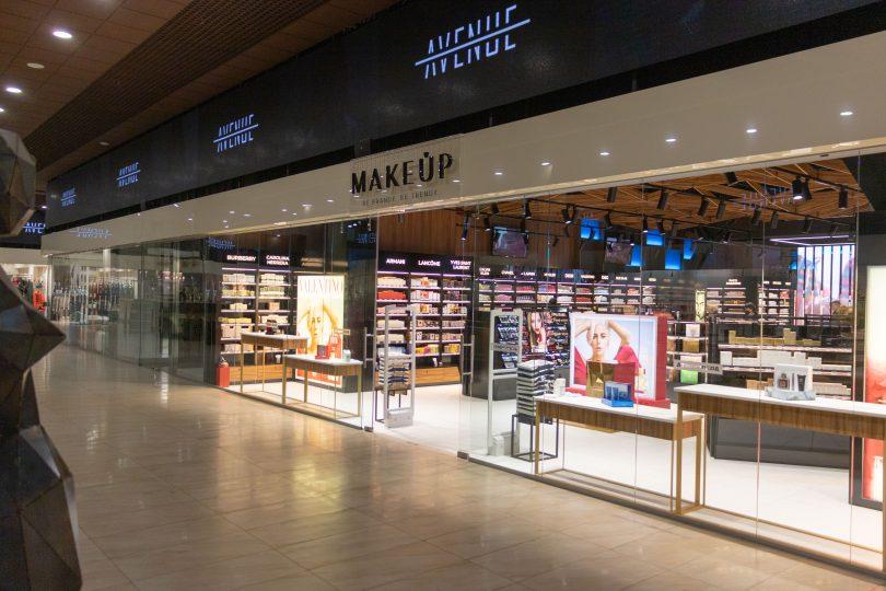Перший в офлайні: Makeup відкрив магазин у Києві і планує розвиток мережі в Європі