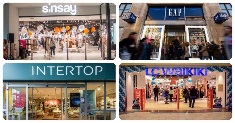 Новини fashion-рітейлу за місяць: Intertop, LC Waikiki, LPP Group, MD Fashion, GAP та інші