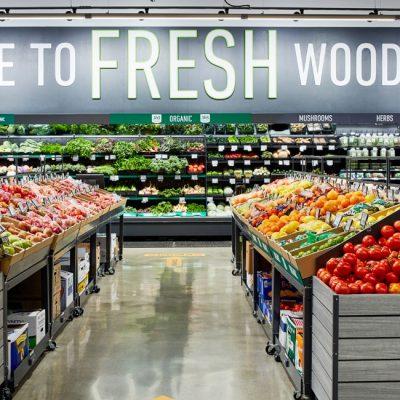 Гости из будущего: как выглядят инновационные продуктовые магазины Amazon Fresh (фотообзор)