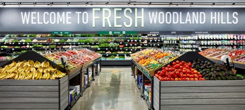 Гості з майбутнього: як виглядають інноваційні продуктові магазини Amazon Fresh (фотоогляд)