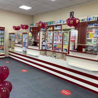 Открылась 50-я франчайзинговая аптека сети D.S.