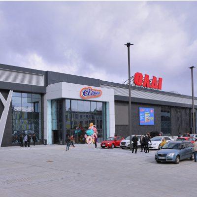В Житомире открылся ТЦ ОЛДІ с первым в городе дизайнерским Сільпо (фоторепортаж)