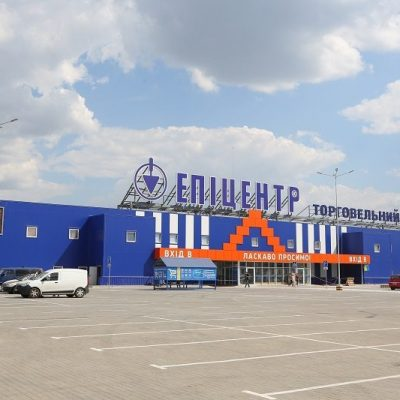 С аптекой и фуд-маркетом: Эпицентр открывает второй торговый центр в Запорожской области