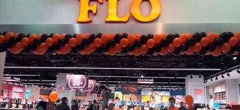 Democratic brand FLO – for the first time in Kyiv for Ukrainian buyers in Prospekt shopping mall