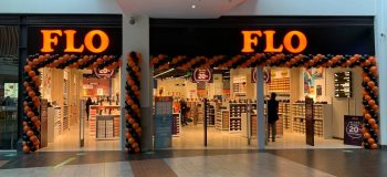 First FLO store in Ukraine opened in Forum Lviv SC