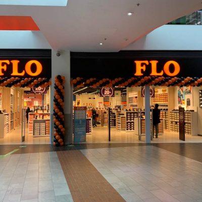 Первый в Украине магазин обувной сети FLO открылся в ТРЦ Forum Lviv (+фото)