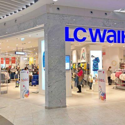 LC Waikiki відкриватиме окремі магазини LCW Kids, LCW Dream, LCW Steps