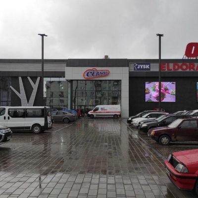 В житомирском ТЦ OLDI начали работу девять новых торговых операторов