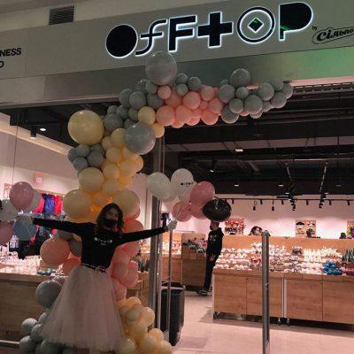 """Свято наближається: як виглядає """"магазин гарного настрою"""" OffTop від мережі Сільпо у ТРК Проспект (фотоогляд)"""