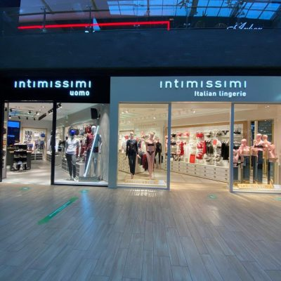 First Intimissimi Uomo in Ukraine opened in Forum Lviv