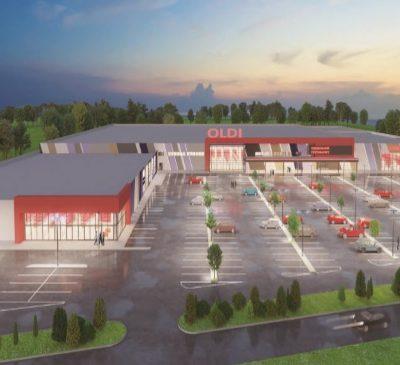 ОЛДІ побудує новий торговельний центр під Києвом
