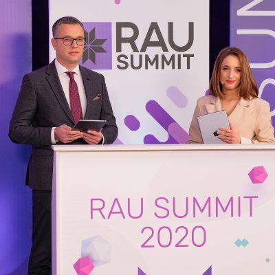 RAU Summit 2020: как прошло ритейл-шоу в прямом эфире (репортаж)