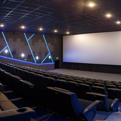 В ТРЦ Planeta Mall откроется первый в Харькове кинотеатр Wizoria