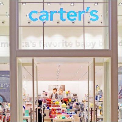 Американский бренд Carter's откроет первый магазин в Украине