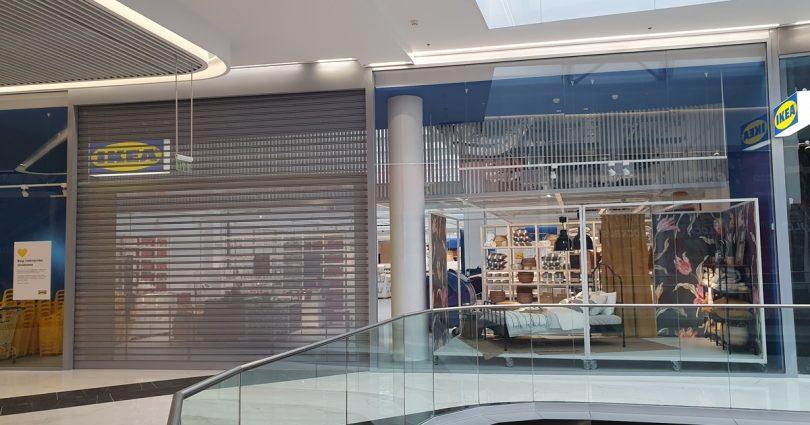 Дождались: магазин IKEA откроется 1 февраля в Blockbuster Mall