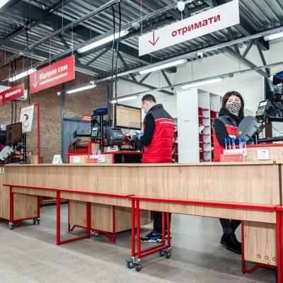 Нова пошта внедряет новую концепцию отделений и ищет для них соинвесторов