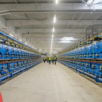 Епіцентр отримає кредит в 9 млн євро на розвиток заводу керамічної плитки в Київській області