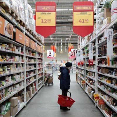 Розничный товарооборот в январе 2021-го вырос на 3,5% год к году — Госстат