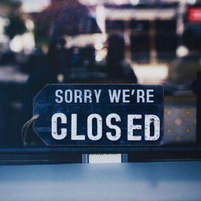 Второй локдаун: хуже всех ресторанам и барам — исследование Poster