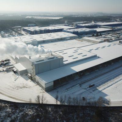 Epicentr Ceramic Corporation відкриває два заводи на Київщині та Франківщині (+фотоогляд)