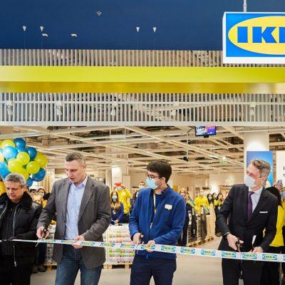 Выше ожиданий: IKEA подвела итоги за первый год своей деятельности в Украине