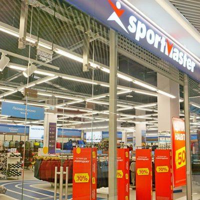 Sportmaster и O'stin открыли магазины в столичном ТРЦ Blockbuster Mall (+фото)