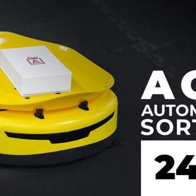AGV: Як налагодити автоматичне сортування на складі 24/7