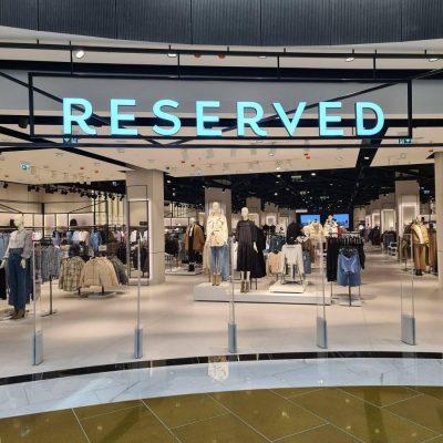 LPP Group відкрила у столичному ТРЦ Blockbuster Mall відразу 4 магазини загальною площею 5000 кв. м (+фотоогляд)