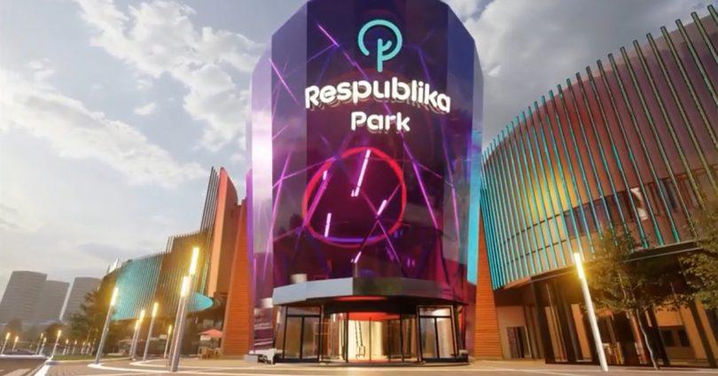 ТРЦ Respublika стане Respublika Park. Відкрити обіцяють у IV кварталі 2021 року (презентація)