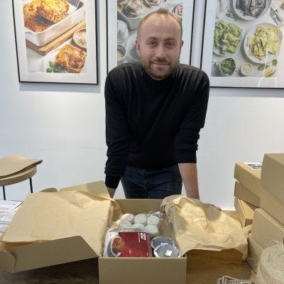 Олександр Гудков, Гудфуд Вдома: До кінця року хочу відкрити десять фірмових магазинів