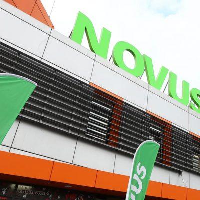 Повний апгрейд: Novus відкрив 10-й супермаркет в рамках реформату мережі Billa (фотоогляд)