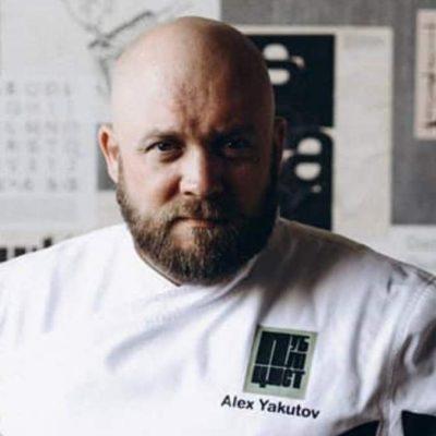 Алекс Якутов, ресторан Публіцист: Планую відкрити безконтактне кафе з вендінговим апаратом